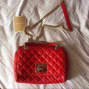 ecb07866360b Michael Kors. Michael Kira Vivianne Bag - orange red